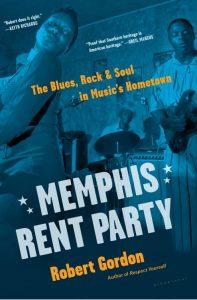 """Robert Gordon """"Memphis Rent Party"""" Book Signing"""