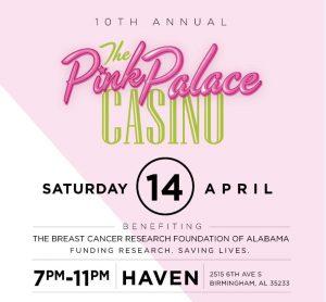 Pink Palace Casino Night