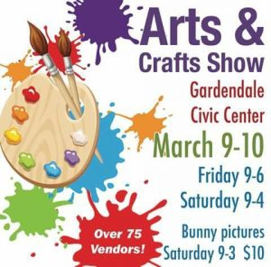NAC 42nd Annual Spring Arts & Crafts Show