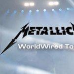 Metallica WorldWired Tour
