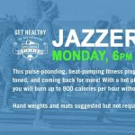 Get Healthy on the Railroad: Jazzercise