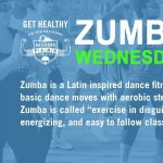 Get Healthy on the Railroad: Zumba