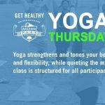 Get Healthy on the Railroad: Yoga