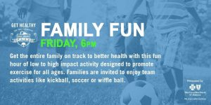 Get Healthy on the Railroad: Family Fun Friday