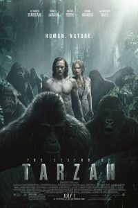 Monday at the Movies: The Legend of Tarzan