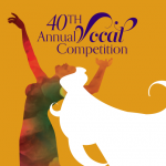 40th Annual Vocal Competition Finals Concert and Awards Dinner