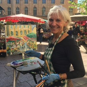 Two Day Oil Painting Workshop with Jill Steenhuis