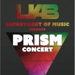 "UAB Department of Music ""Prism"" concert"