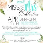 2018 Miss. to Mrs. Pamper Day Celebration Event
