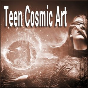Teen Cosmic Art