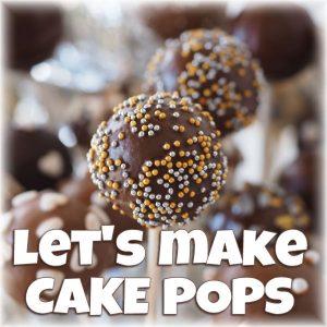 Tween Cake Pops