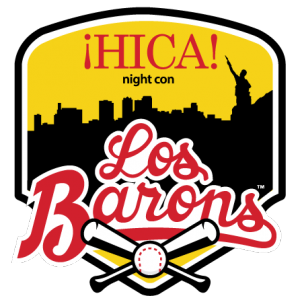 ¡HICA! Night con los Barons