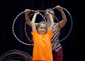 Hula Hoop Dance and Craft Camp for Kids