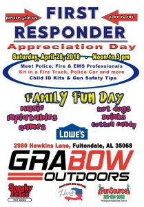 Grabow First Responder Appreciation and Family Fun...