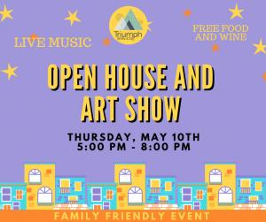 Triumph Services Open House and Art Show