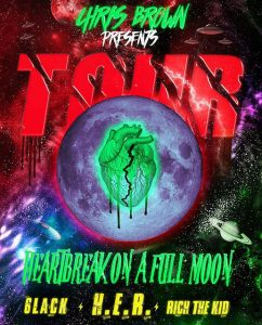 Chris Brown Presents: Heartbreak On A Full Moon Tour