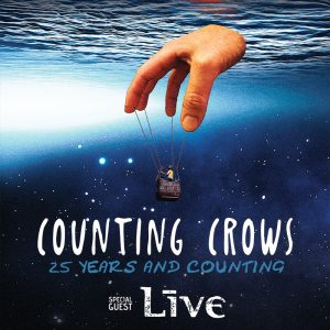 Counting Crows with special guest +LIVE+: 25 Years...