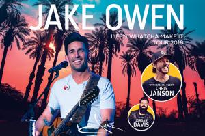 Jake Owen - Life's Whatcha Make It Tour