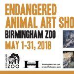 Endangered Animal Art Show