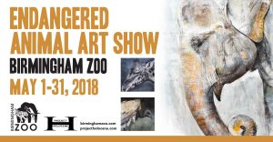Endangered Animal Art Show