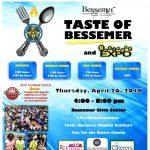 Taste of Bessemer