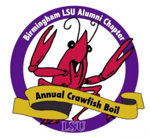 33rd Annual Greater Birmingham LSU Alumni Crawfish...
