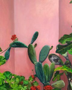 LIFE: Ann Vaphiades Paintings