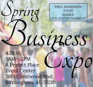 2018 Spring Business Expo