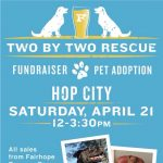 Two by Two Rescue with Fairhope Brewing at Hop City Birmingham