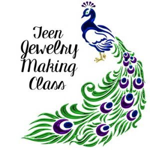 Teen Jewelry Making Class