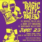 Tragic City Rollers 3rd Home Bout Double-Header