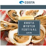 Costa Oyster Festival