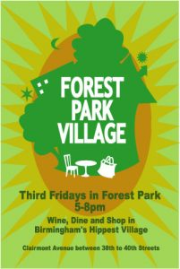 Third Friday in Forest Park and Tour de Loo