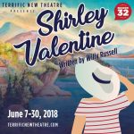 SHIRLEY VALENTINE at Terrific New Theatre