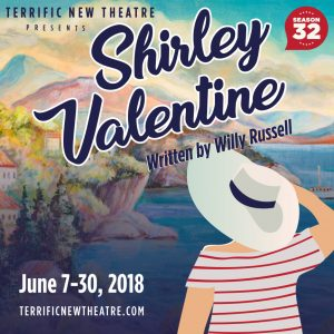 SHIRLEY VALENTINE at Terrific New Theatre
