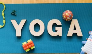 Storytime Yoga for ages 1 - 6 years