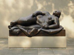 Slow Art Sunday: Reclining Nude