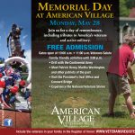 Memorial Day at the American Village