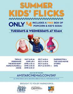 Summer Kids' Flicks