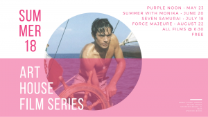 Summer Art House Film Series
