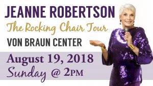 Jeanne Robertson's Rocking Chair Tour
