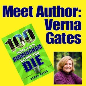 Alabama Bicentennial: Author Verna Gates