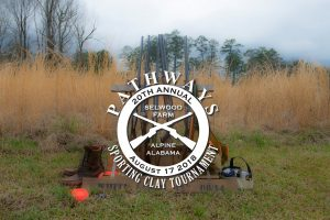 Pathways Sporting Clay Tournament