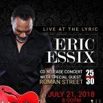 Eric Essix CD Release Concert with Roman Street