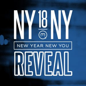 "The 2018 ""New Year, New You"" Reveal Party"