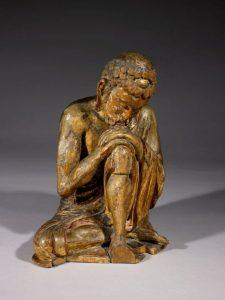 Slow Art Sunday: Sakyamuni as an Ascetic