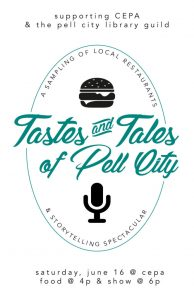 Tastes and Tales of Pell City