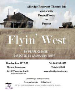 Flyin' West