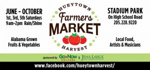 Hueytown Harvest Farmers Market