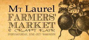 Mt. Laurel Farmers Market & Craft Fair